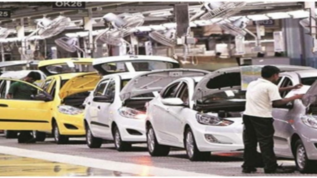 Slip of the Automobile Industry- Shortage of Semiconductors